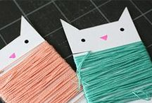 Be Crafty / All sorts of crafts & DIY projects | Fabric-y | DIY Gifts / by Tayler K