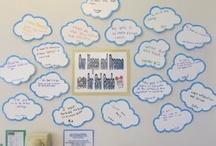 Classroom Bulletin Boards / by Cara Schott