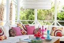 design outdoors / by Cassandra Mailer