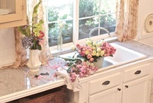 Lowe's Creative Ideas~ French Country Cottage #lowescreator / by Courtney French Country Cottage