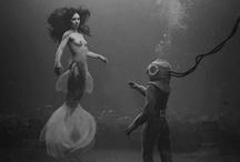 Sur les écueils de la mer / Mermaid, siren, Ondine, Loreley