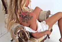 Tattoos & Piercings!! / by Kinsey Carrasco