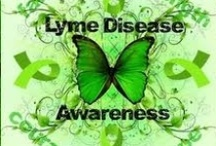 Lyme Disease Awareness!! / Everyone is at risk!  I was diagnosed with Lyme Disease in April 2012 and am trying to spread the word on this illness and the Ticks that cause it! Exposes the hidden epidemic of Lyme disease and our corrupt health care system. http://www.hulu.com/watch/268761/under-our-skin / by Kathy Pease