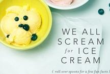 I scream for ice cream..