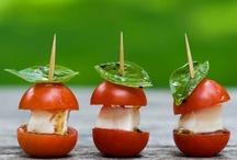 Food: Entertaining (Vegetarian) / by Kelly N Z Rickard