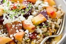 Food: Salads and Slaws (Vegetarian or Vegan) / by Kelly N Z Rickard