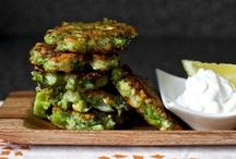 Food: Fritters, Burgers, and Patties (Vegetarian or Vegan) / by Kelly N Z Rickard