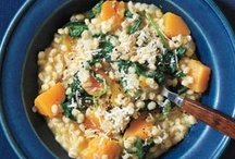 Food: Risotto and Pilafs (Vegetarian or Vegan) / Rice! (Grain-free / SCD 'rice' is on a different board.) / by Kelly N Z Rickard