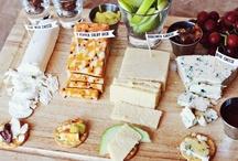 Food: Cheese Board, Ball, and Bowl / by Kelly N Z Rickard