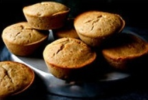 Food: Desserts: Muffins and Sweet Breads (Vegetarian or Vegan) / by Kelly N Z Rickard