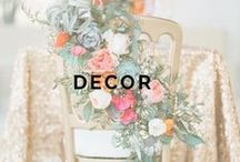 6+ MONTHS: Decor / by Weddington Way