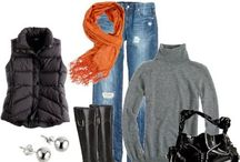 Clothes ~ Cool Weather