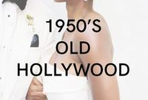 1950's Old Hollywood