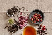 Tea [DIY] / Herbal teas are one of the easiest ways to incorporate herbs into your daily life, and they are very effective at passing the beneficial properties of herbs along to your body as well. Learn how to make and enjoy your own healthy herbal teas.