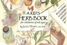 Kids [They're Closer To The Ground] / Fun Kid Things, Children Education, Projects for Protégés, Food for Kids...  / by Herbal Academy of New England
