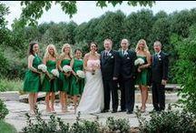 Emerald Weddings / Emerald and Deep Greens / by Weddington Way