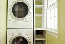 House: Closets and Laundry. / by Sybra Dacy