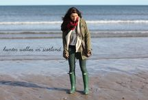 Clothes ~ Hunter Boots