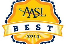 2014 Best Websites for Teaching & Learning / by AASL