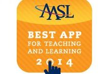 2014 Best Apps for Teaching & Learning / by AASL