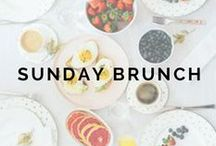 DDAY: Sunday Brunch / by Weddington Way