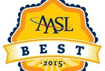 2015 Best Websites for Teaching & Learning / by AASL
