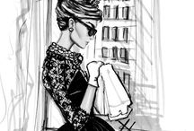 Hayden Williams. / Just look at her sketches! / by Chloe Nelson