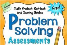 Middle School Math--Common Core Activities / Planning for the fall? Consider these activities for engaging your students in fun, innovative ways.