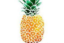 ID :: Ananas Pineapple