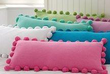 <3 cushions...