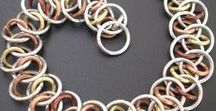 Chainmaille creations