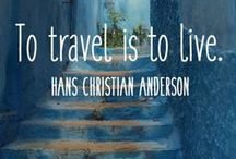 Best travel quotes / Inspirational travel quotes