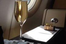 Business class flight reviews / Reviews of business class flights