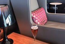 Airport Lounge reviews / Reviews of business and first class airline lounges.