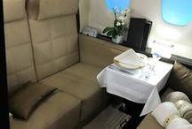 First class flight reviews / Reviews of First Class flights. #paxex
