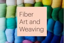 Weaving and Fiber Arts