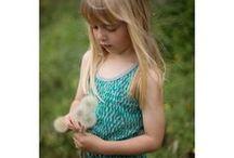 Just for Girls /Ρούχα για κορίτσια / Παιδικά ρουχαλάκια σε μοναδικά σχέδια από οργανικό βαμβάκι