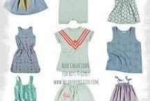 Ρουχα για παιδια - Fashion for kids / Παιδικα ρουχα απο οργανικο βαμβακι σε μοναδικα σχεδια!! www.heladoderretido.com