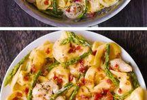 Pasta Recipes / pasta recipes | how to cook pasta | noodles | grains | frugal pasta recipes