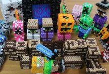 Minecraft Hama 3D
