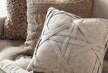 The Art of Arranging Pillows