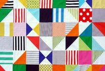 quilts / Ideas for quilts I'd love to make, if I ever finish the one I'm working on. / by loulou james    creative studio