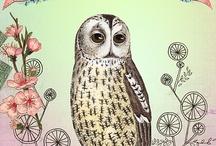 birds / by Art Therapy Austin
