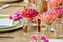 Party Decor / decor and design to make a party pretty or useful :) 