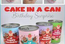 It's my party and I'll cry if I want to / Party ideas/cakes/treats and stuff