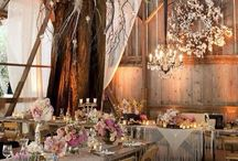 Wedding ideas / by Chanelle Cutler