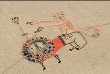 Embroidery  / by Stacie Barth