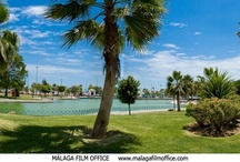 Gardens & Green Zone Locations in Malaga