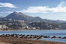 Beach Locations in Malaga