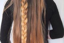 Braids / braids ✦ braided hairstyles ✦ fishtail ✦ french braids ✦ crown braids ✦ braid hair ✦ braid crown ✦ plaits ✦ messy braids ✦ braided updo ✦ braided ponytail ✦ side braids ✦ halo braid ✦ loose braids